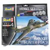 Revell - 1/72 - Model Set 100 Years RAF: Hawker Hunter FGA (Plastic Model Set)