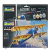 Revell - 1/48 - Stearman PT-17 Kaydet (Plastic Model Set)