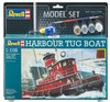 Revell - 1/108 - Harbour Tug Boat (Plastic Model Set)