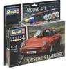 Revell - 1/24 - Porsche 911 Turbo (Plastic Model Set)
