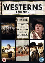 Essential Collection: Westerns (5 Titles) (DVD) - Cover
