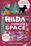 Hilda And The Nowhere Space - Luke Pearson (Hardcover)