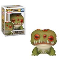 Funko Pop! Games - Fallout 76 - Radtoad Vinyl Figure - Cover