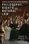 Philosophy, Rights and Natural Law (Hardcover)