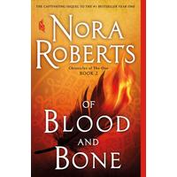 Of Blood and Bone - Nora Roberts (Paperback)