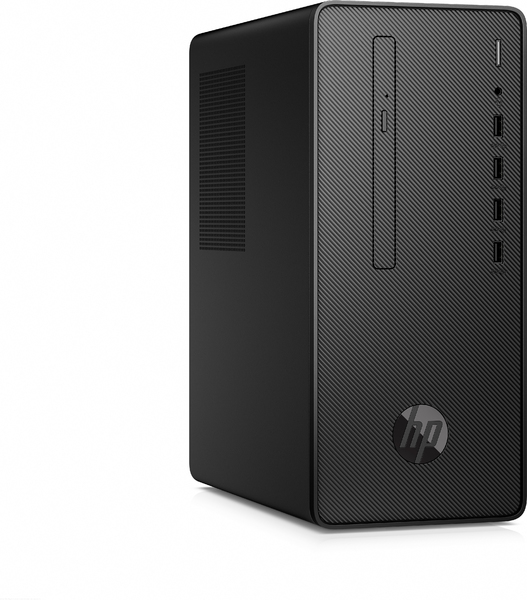 HP - Pro G2 i3-8100 4GB RAM 500GB HDD Win 10 Pro PC/Workstation