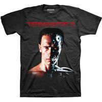 Studio Canal Face/Borg Men's Black T-Shirt (Medium)