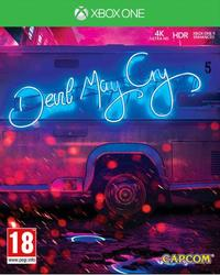 Devil May Cry 5 - Deluxe Steelbook Edition (Xbox One)