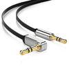 Ugreen - 1.5m 3.5mm To Audio Cable Straight to Angle
