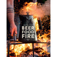 Beer Country's Beer Food Fire - Karl Tessendorf (Paperback)