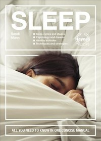 Sleep - Sandi Mann (Hardcover) - Cover