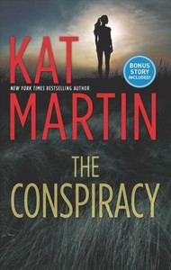 The Conspiracy - Kat Martin (Paperback) - Cover