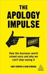 The Apology Impulse - Cary Cooper (Paperback)