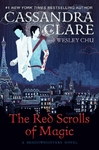 The Red Scrolls Of Magic - Cassandra Clare (Paperback)