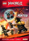 Lego Ninjago:Activity Book with Mini Figure (Paperback)