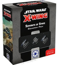Star Wars: X-Wing Second Edition - Servants of Strife Squadron Pack (Miniatures) - Cover