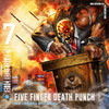 Five Finger Death Punch - And Justice For None (CD) Cover