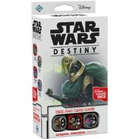 Star Wars Destiny - General Grievous Starter (Collectible Dice Game)