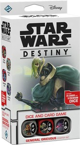 Star Wars Destiny - General Grievous Starter (Collectible Dice Game) - Cover