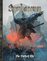 Symbaroum - Yndaros: The Darkest Star (Role Playing Game) - Cover