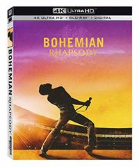 Bohemian Rhapsody (4K Ultra HD + Blu-ray) - Cover