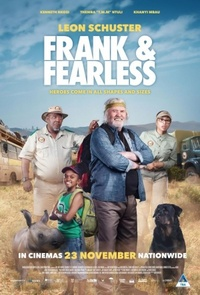Frank & Fearless (DVD) - Cover