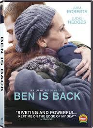 Ben Is Back (DVD) - Cover