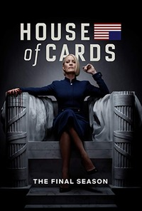 House of Cards - Season 6 (DVD) - Cover