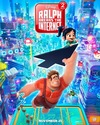 Disney's Ralph Breaks the Internet: Wreck-It Ralph 2 (DVD) Cover
