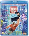 Disney's Ralph Breaks the Internet: Wreck-It Ralph 2 (Blu-ray) Cover