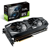 ASUS - Dual GeForce RTX 2070 8GB GDDR6 Gaming Graphics Card