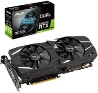 ASUS - GeForce Dual RTX 2060 6GB GDDR6 OC Gaming Graphics Card - Cover