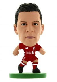 Soccerstarz - Liverpool Dejan Lovren - Home Kit (2019 version) Figures - Cover