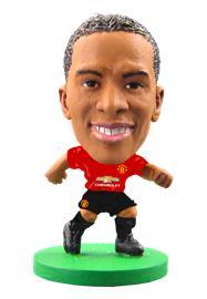 Soccerstarz - Manchester United Antonio Valencia - Home Kit (2019 version) Figures - Cover