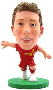 Soccerstarz - Liverpool Lucas Leiva - Home Kit (2015 version) Figures - Cover