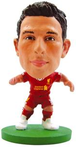 Soccerstarz - Liverpool Joe Allen - Home Kit (2015 version) Figures - Cover