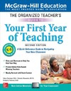 The Organized Teacher's Guide To Your First Year Of Teaching, Grades K-6 - Steve Springer (Paperback)
