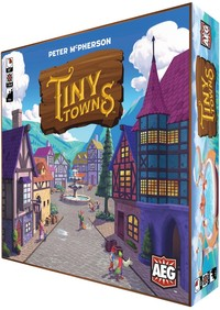 Tiny Towns (Board Game) - Cover