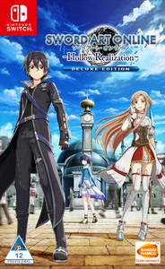 Sword Art Online: Hollow Realization - Deluxe Edition (Nintendo Switch)
