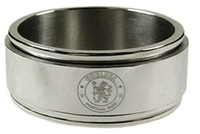 Chelsea - Spinner Band Ring (Small) - Cover