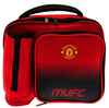Manchester United - Fade Lunch Bag With Bottle Holder