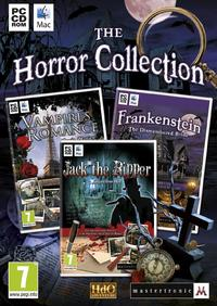 The Horror Collection (PC/Mac) - Cover
