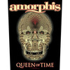 Amorphis Queen of Time Back Patch