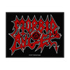 Morbid Angel Logo Standard Patch
