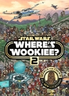 Star Wars Where's The Wookiee?: Search And Find Activity Book - Lucasfilm