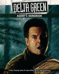 Delta Green - Agent's Handbook (Role Playing Game) - Cover