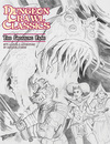 Dungeon Crawl Classics - #77 - The Croaking Fane (Sketch Cover) (Role Playing Game)