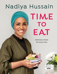 Time To Eat - Nadiya Hussain (Hardcover)