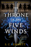 The Throne of the Five Winds - S. C. Emmett (Paperback)