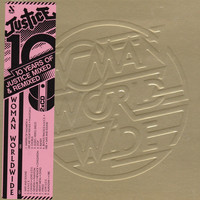 Justice - Woman Worldwide (CD) - Cover